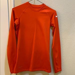 Nike pro combat long sleeves